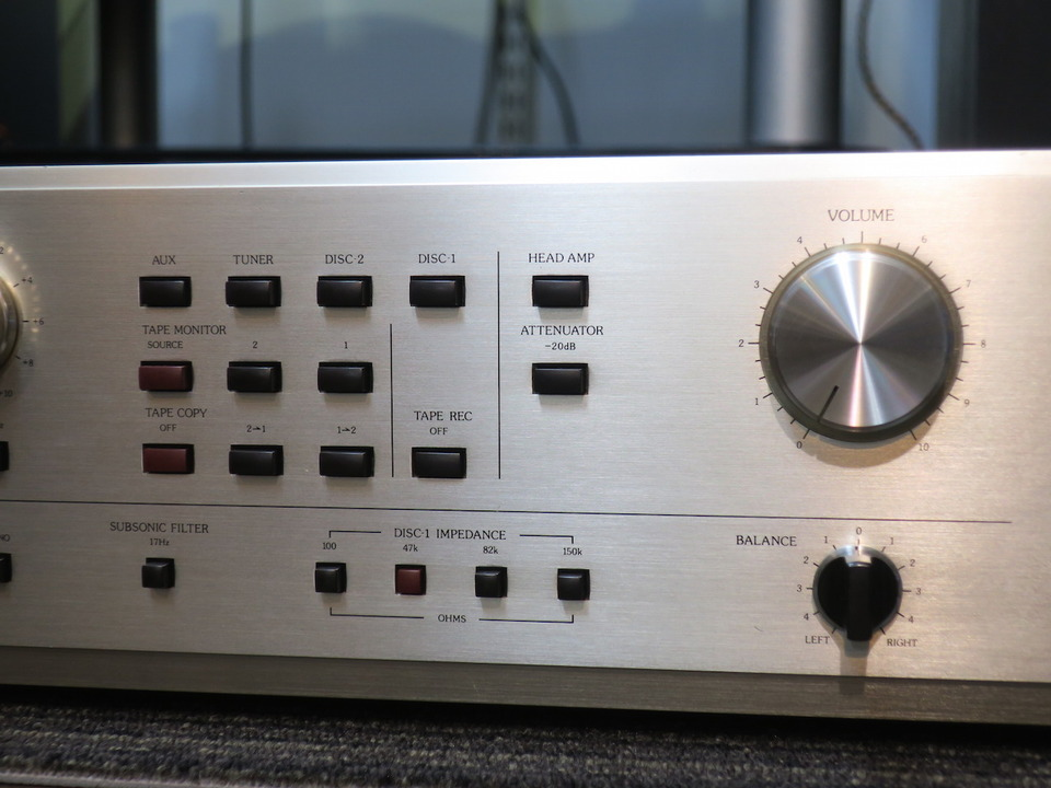 C-230 Accuphase アキュフェーズ コントロールアンプ(トランジスター) 画像g