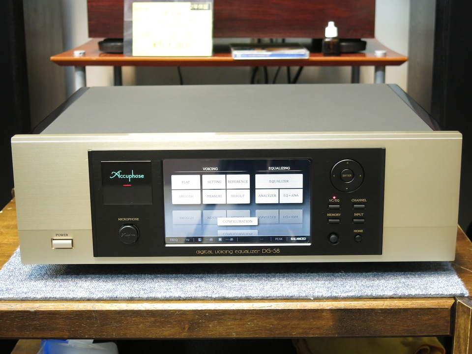 DG-58 Accuphase アキュフェーズ その他オーディオ機器 画像a