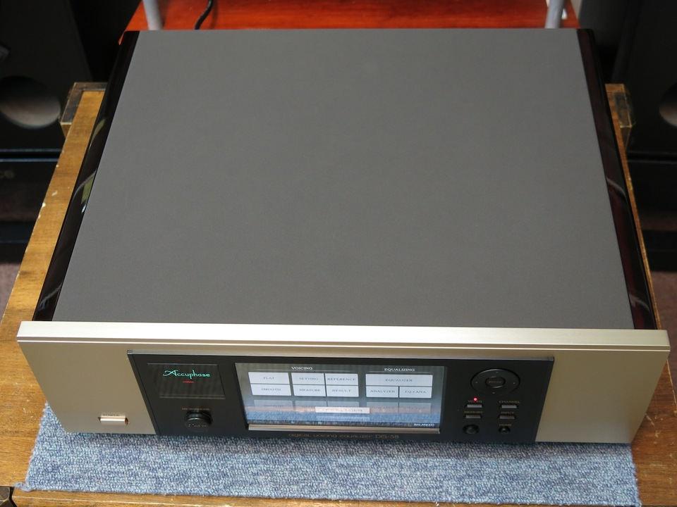 DG-58 Accuphase アキュフェーズ その他オーディオ機器 画像f