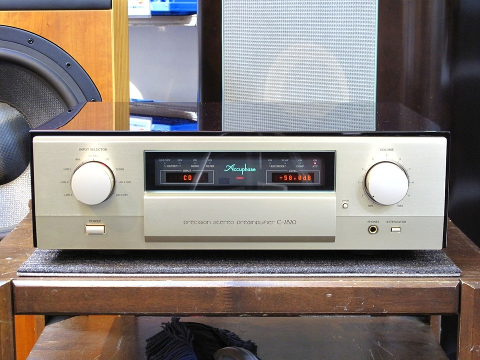C-2820 Accuphase アキュフェーズ コントロールアンプ(トランジスター) 画像a