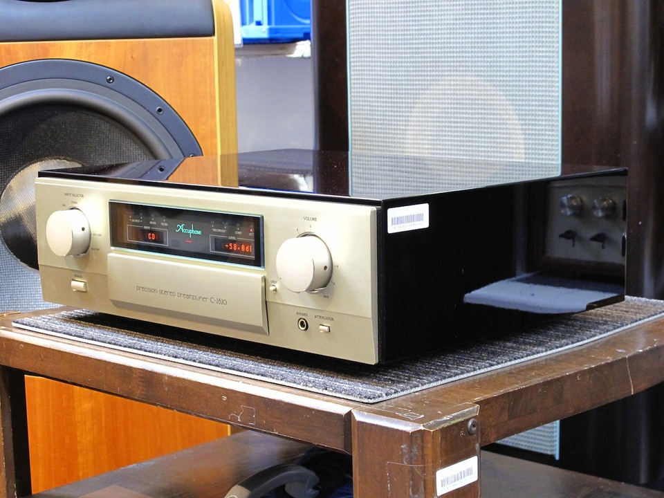 C-2820 Accuphase アキュフェーズ コントロールアンプ(トランジスター) 画像c