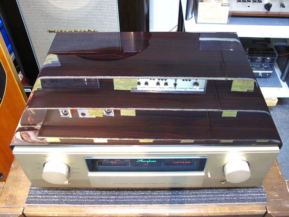 C-2820 Accuphase アキュフェーズ コントロールアンプ(トランジスター) 画像d