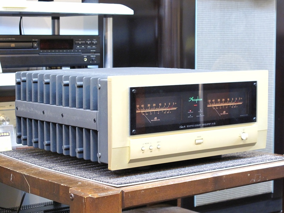 A-45 Accuphase アキュフェーズ パワーアンプ(トランジスター) 画像b