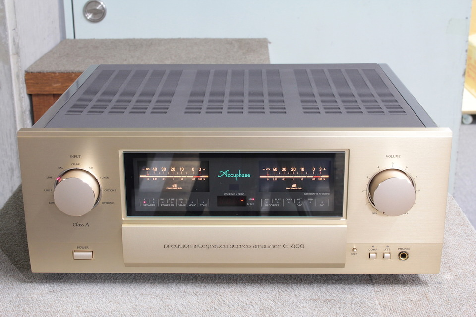 E-600 Accuphase image_a