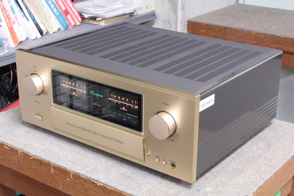 E-600 Accuphase 画像