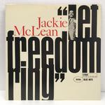 LET FREEDOM RING/JACKIE McLEAN