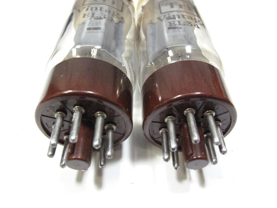 EL34 TRIODE 画像