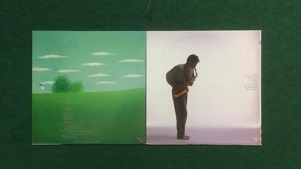 日本ジャズ10枚セット  画像