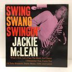 SWING SWANG SWINGIN'/JACKIE McLEAN