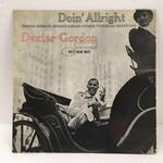 DOIN' ALLRIGHT/DEXTER GORDON