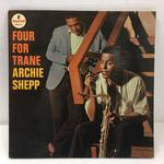 FOUR FOR TRANE/ARCHIE SHEPP