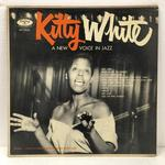 A NEW VOICE IN JAZZ/KITTY WHITE