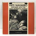 FATS NAVARRO FEATURED WITH THE TADD DAMERON QUINTET
