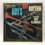 ROY'S GOT RHYTHM/ROY ELDRIDGE
