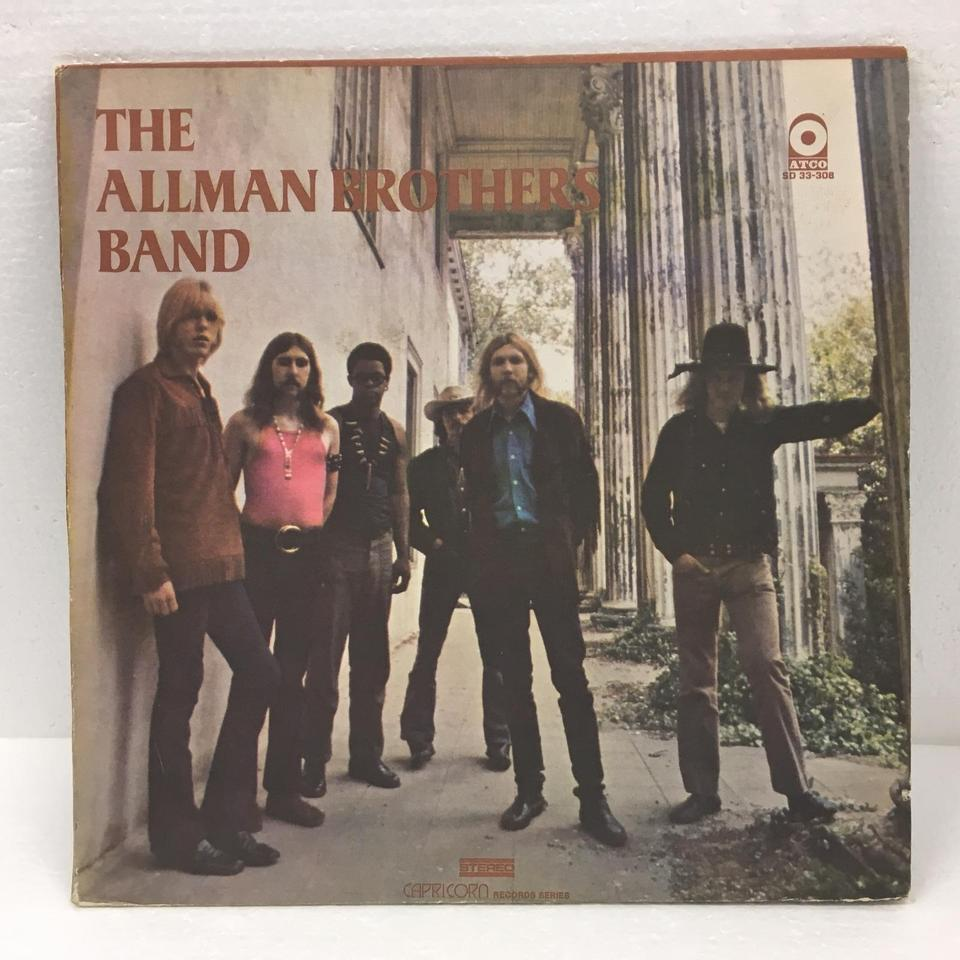 THE ALLMAN BROTHERS BAND THE ALLMAN BROTHERS BAND  LP洋楽 画像a