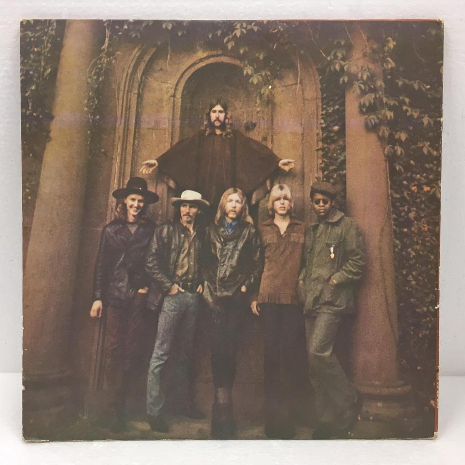 THE ALLMAN BROTHERS BAND THE ALLMAN BROTHERS BAND  LP洋楽 画像b