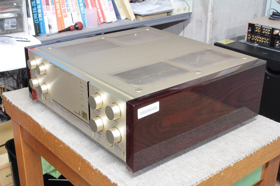 PM-94 LIMITED marantz 画像