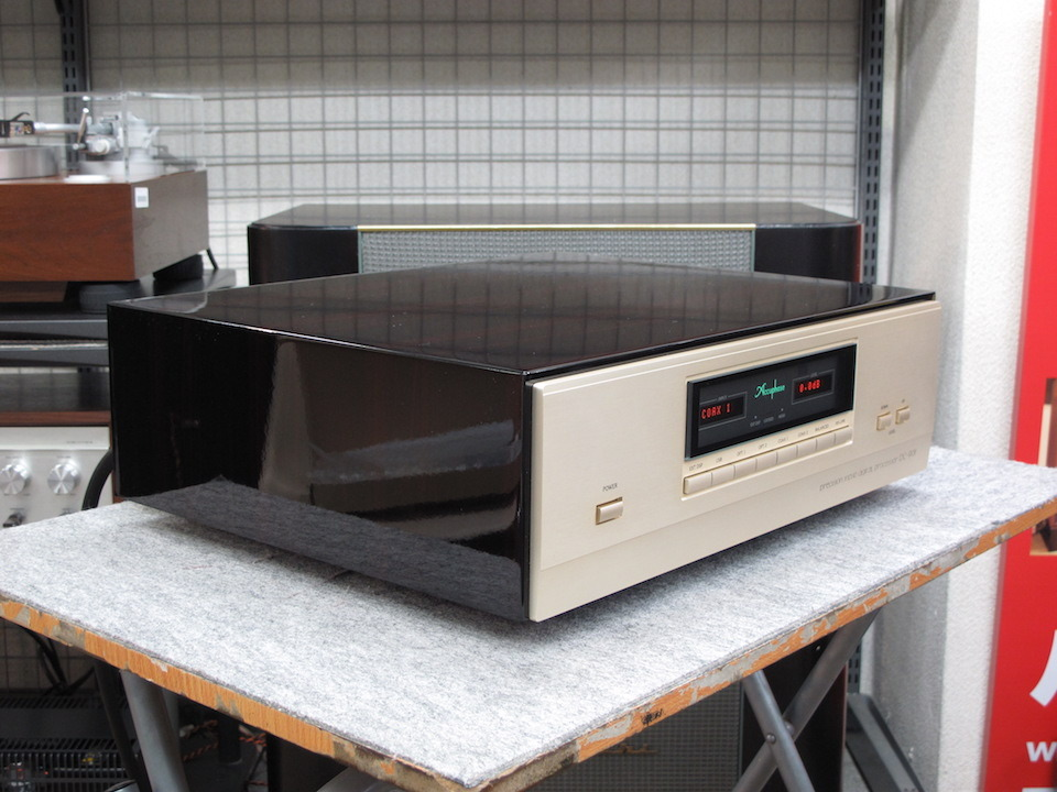 DC-901 Accuphase アキュフェーズ D/Aコンバータ 画像b