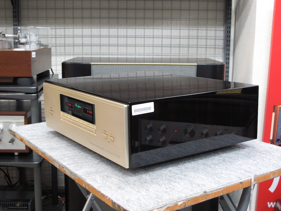 DC-901 Accuphase アキュフェーズ D/Aコンバータ 画像c
