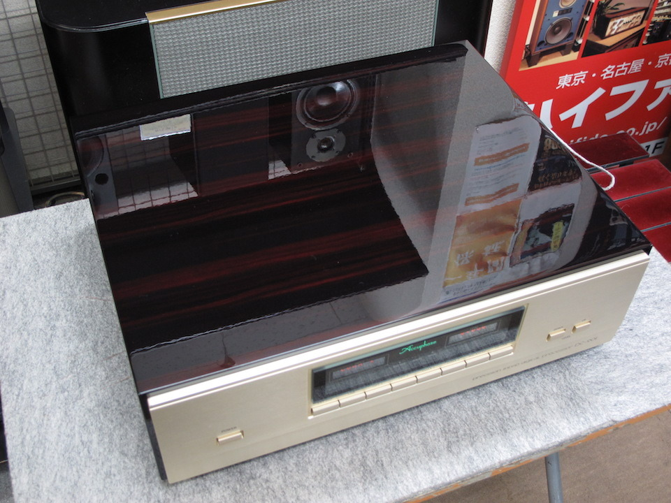 DC-901 Accuphase アキュフェーズ D/Aコンバータ 画像f