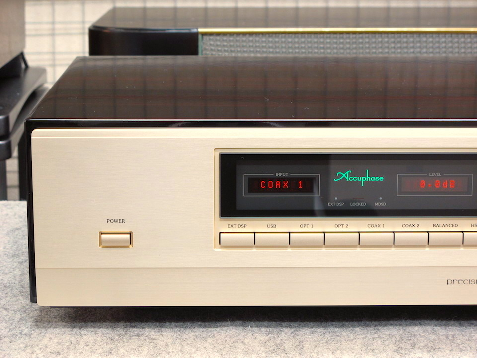 DC-901 Accuphase アキュフェーズ D/Aコンバータ 画像g