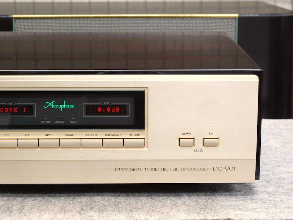 DC-901 Accuphase アキュフェーズ D/Aコンバータ 画像h