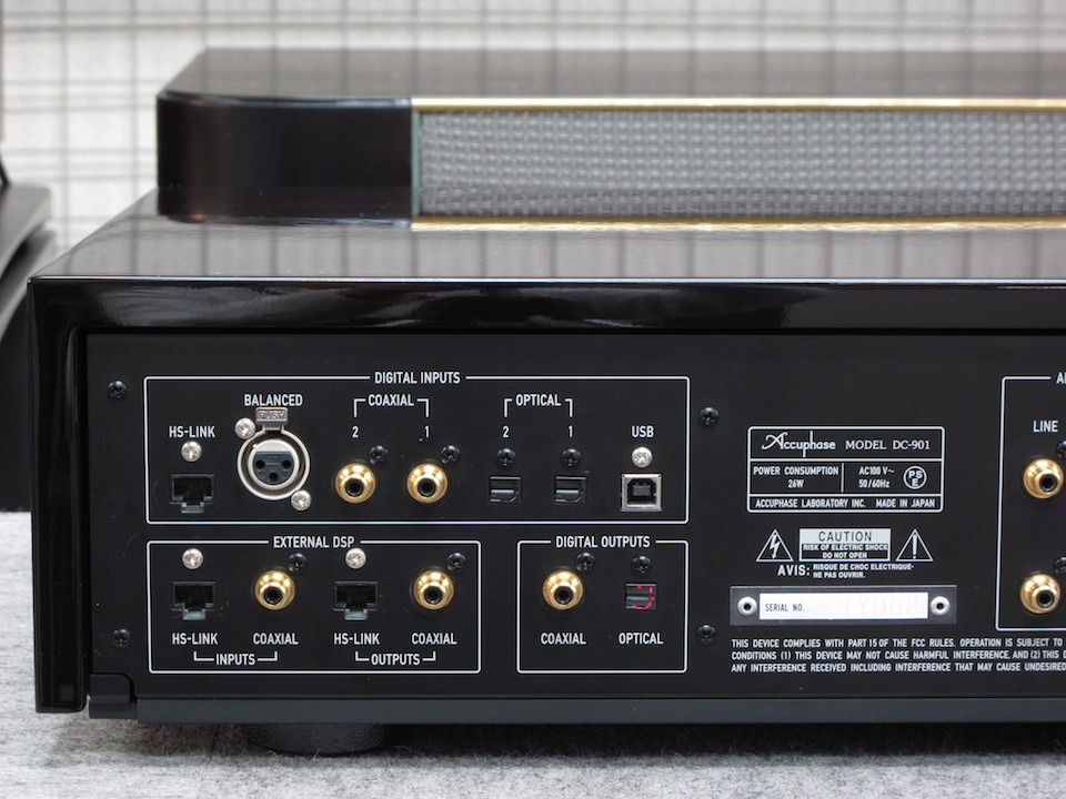 DC-901 Accuphase アキュフェーズ D/Aコンバータ 画像i