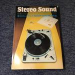 STEREO SOUND NO.019 1971 SUMMER