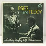 PRES AND TEDDY/LESTER YOUNG