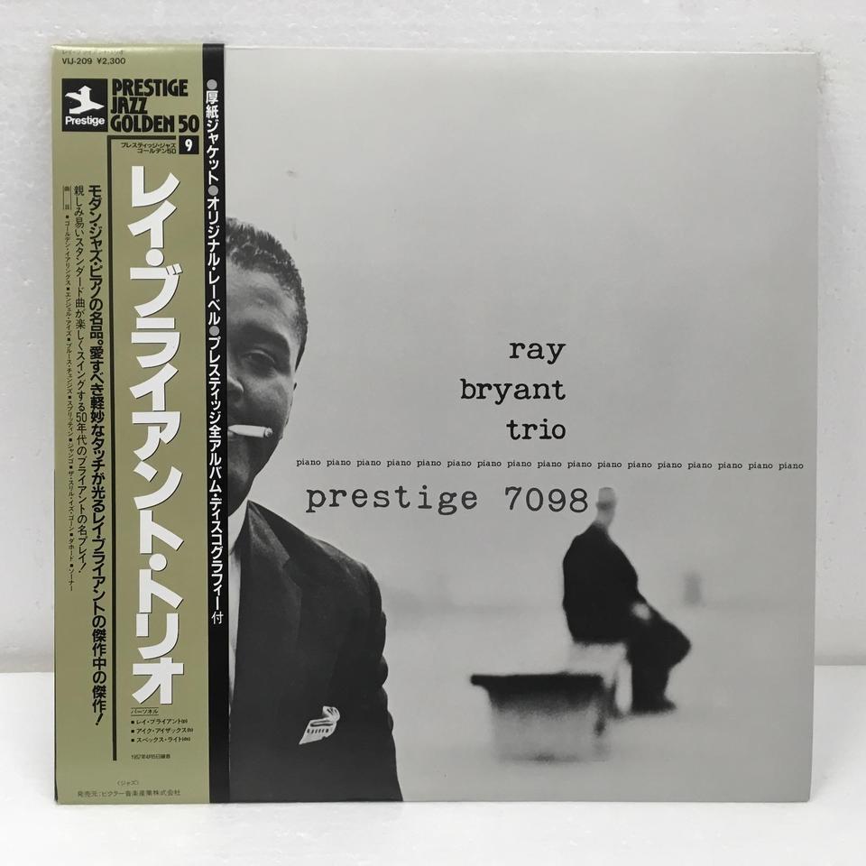 RAY BRYANT TRIO RAY BRYANT - ...