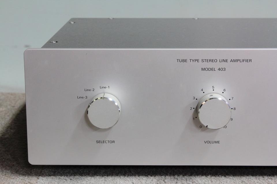Model 403 SHELTER 画像