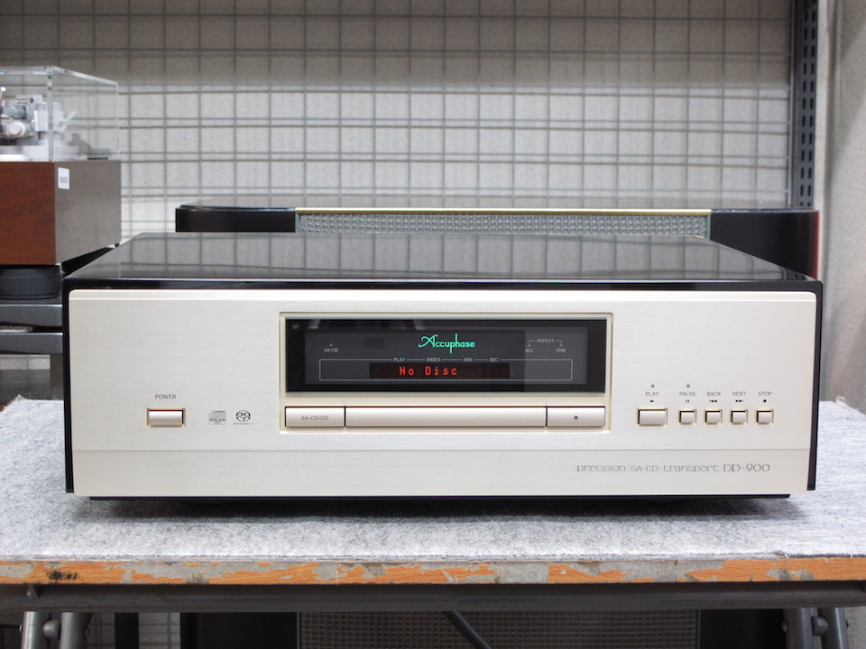DP-900 Accuphase アキュフェーズ CDトランスポート 画像a