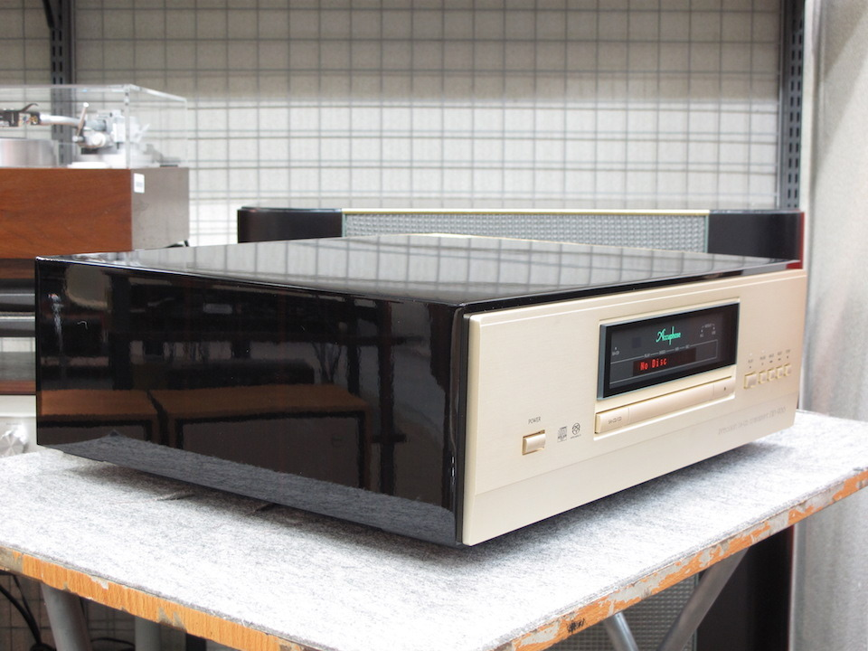 DP-900 Accuphase アキュフェーズ CDトランスポート 画像b