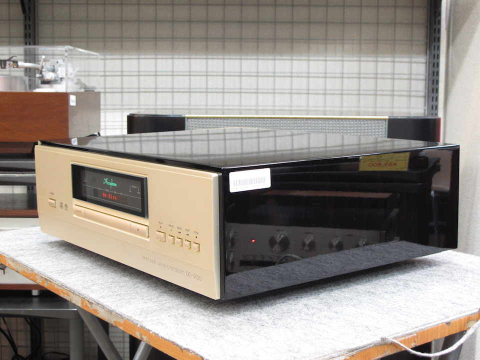 DP-900 Accuphase アキュフェーズ CDトランスポート 画像c