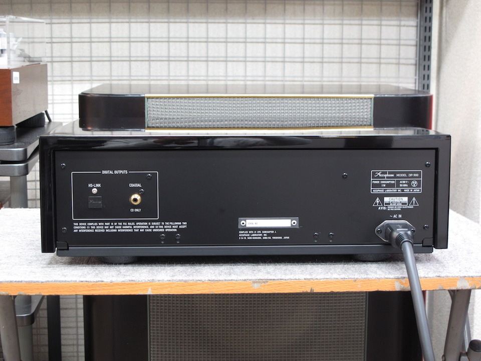 DP-900 Accuphase アキュフェーズ CDトランスポート 画像d