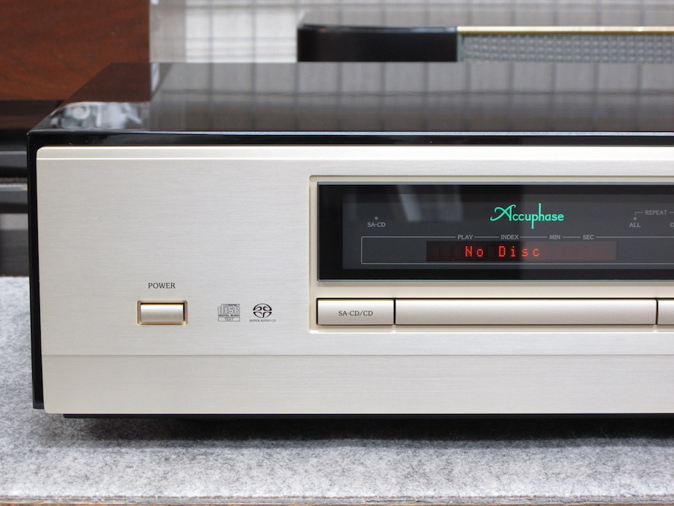DP-900 Accuphase アキュフェーズ CDトランスポート 画像f