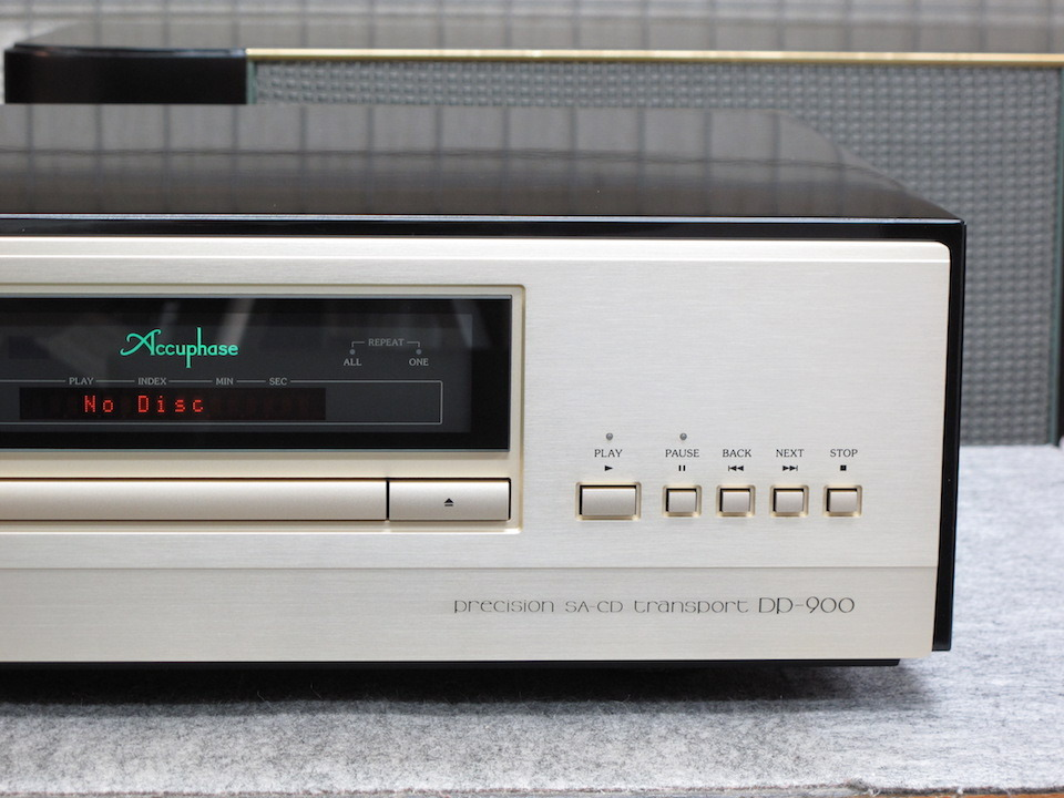 DP-900 Accuphase アキュフェーズ CDトランスポート 画像g