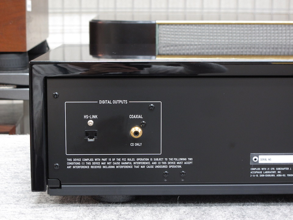 DP-900 Accuphase アキュフェーズ CDトランスポート 画像i