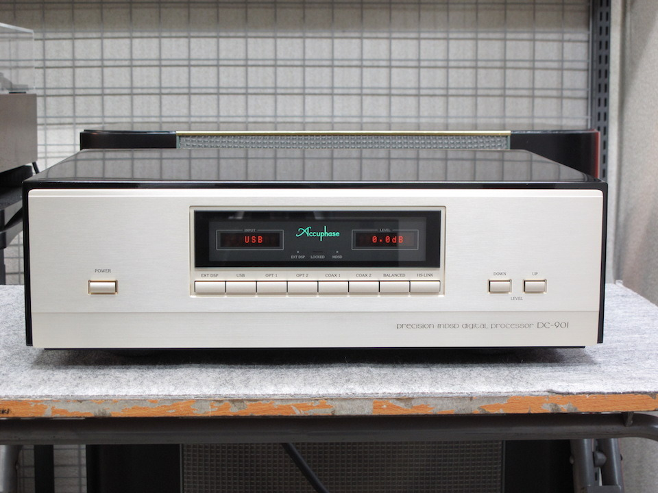 DC-901 Accuphase image_a