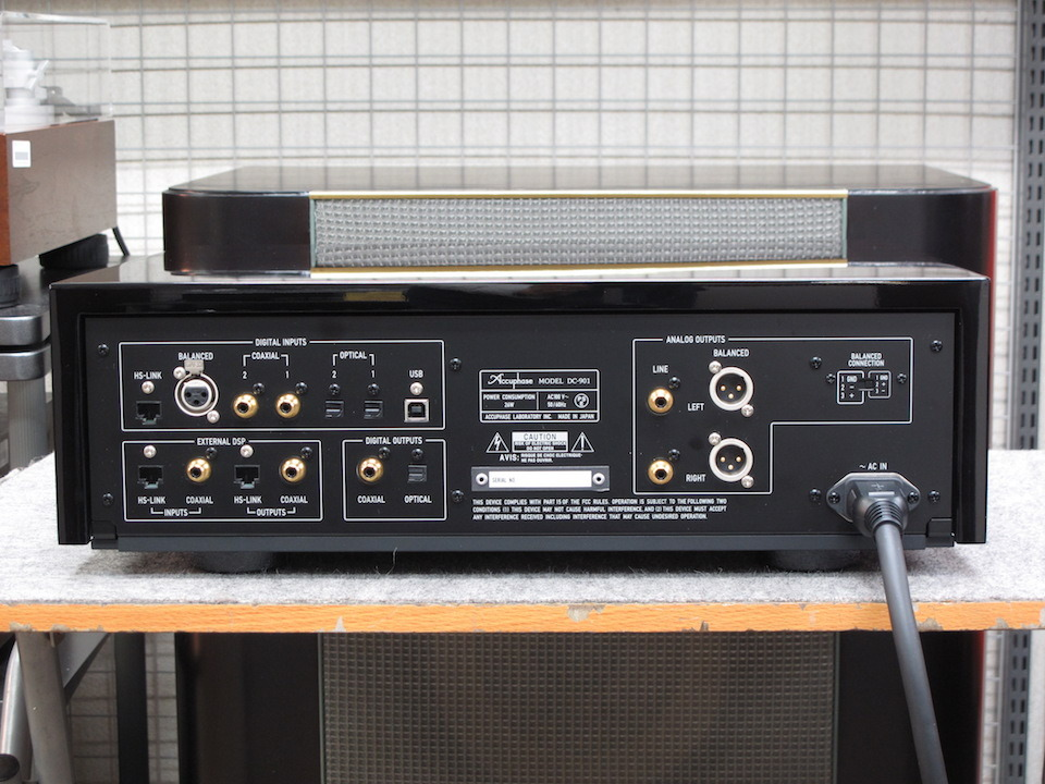 DC-901 Accuphase image_d