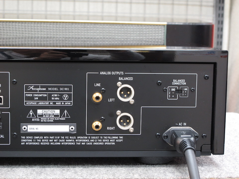 DC-901 Accuphase image_i
