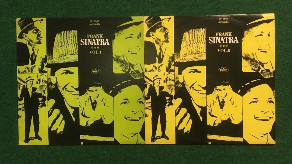 フランク・シナトラ10枚セット  画像