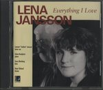 EVERYTHING I LOVE/LENA JANSSON