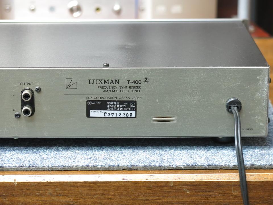 T-400 LUXMAN 画像