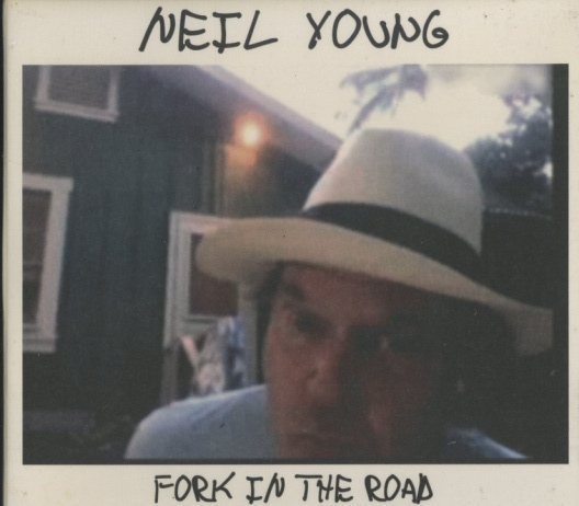FORK IN THE ROAD/NEIL YOUNG  画像