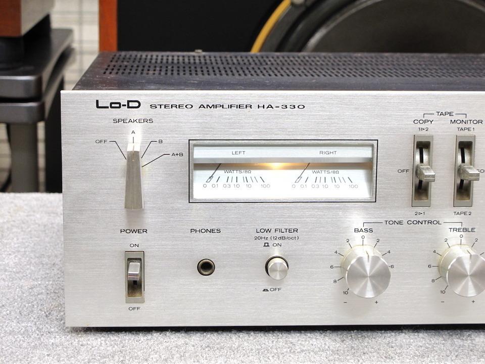 HA-330 Lo-D 画像