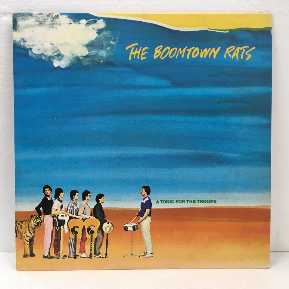 A TONIC FOR THE TROOPS/THE BOOMTWON RATS THE BOOMTWON RATS 画像