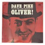 【未開封】DAVE PIKE PLAYS THE JAZZ VERSION OF OLIVER!