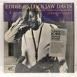 "STRAIGHT AHEAD/EDDIE ""LOCKJAW"" DAVIS"