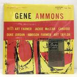 THE HAPPY BLUES/GENE AMMONS